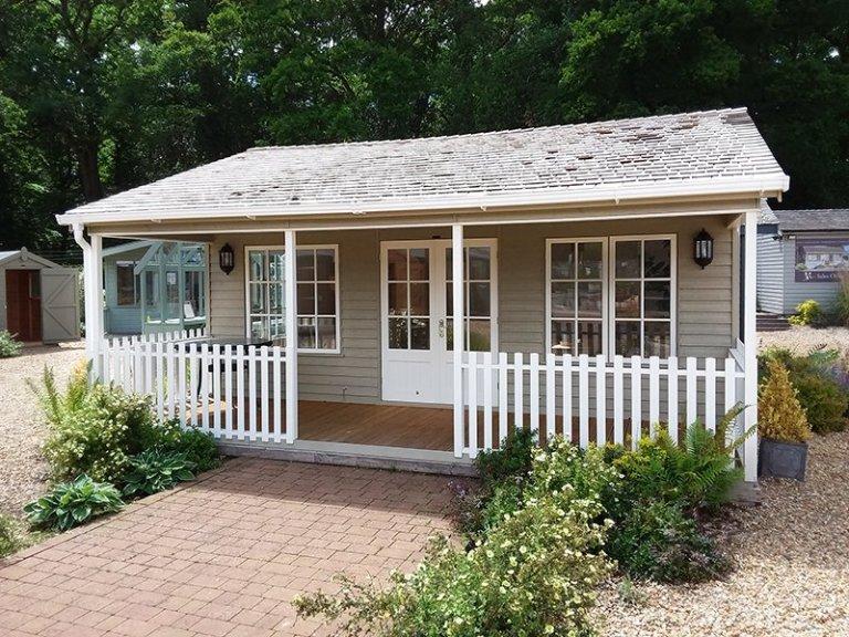 Newbury Pavilion Garden Room