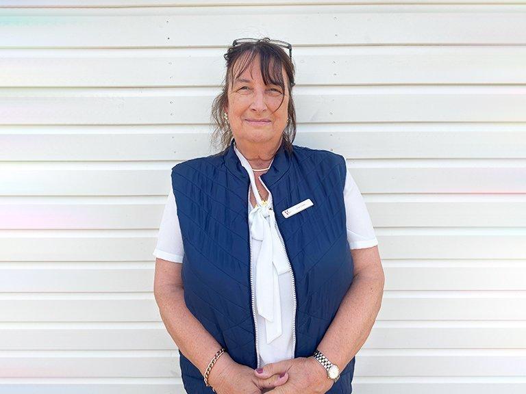 Jean<br/> Nottingham Sales Manager