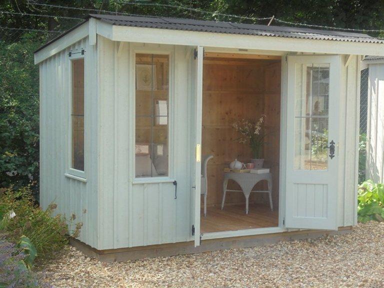 1.8 x 3.0m Flatford Summerhouse at Newbury