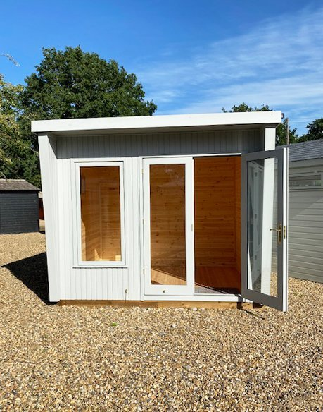 2.4 x 3.0m Classic Office at St Albans