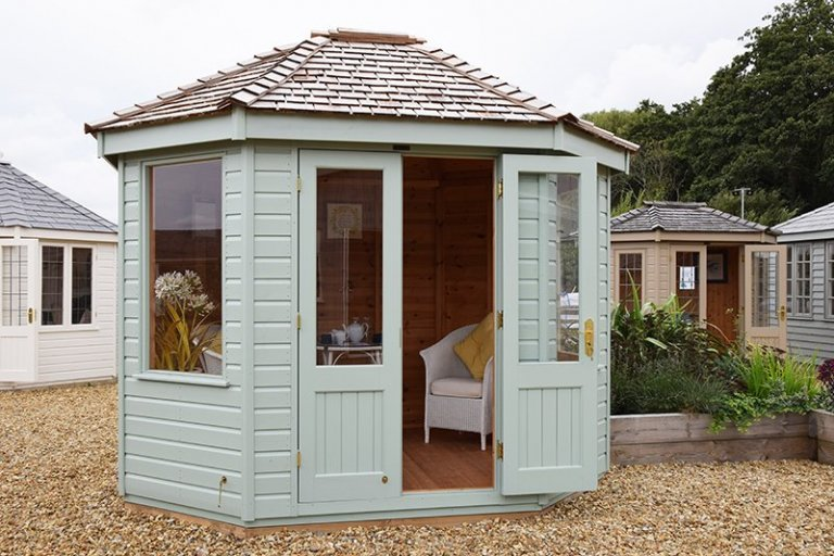 Narford's 2.4 x 3.0m Classic Summerhouse