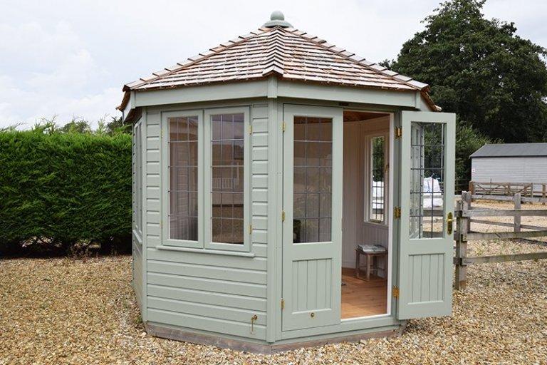 Narford's 3.0 x 3.0m Wiveton Summerhouse