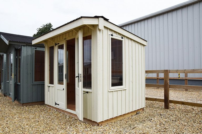 Narford's 1.8 x 2.4m Flatford National Trust Summerhouse