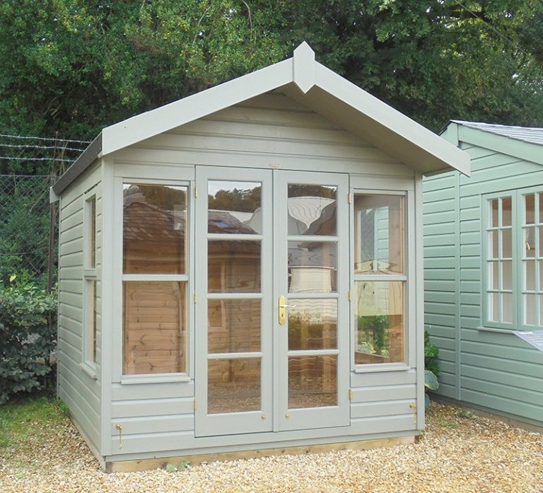 2.4 x 2.4m Blakeney Summerhouse at Newbury