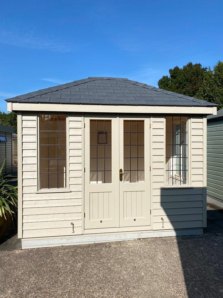 Nottingham's 2.4 x 3.0m Cley Summerhouse