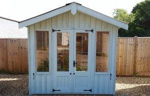 Cranleigh's 2.4 x 2.4m Ickworth Summerhouse Walkthrough