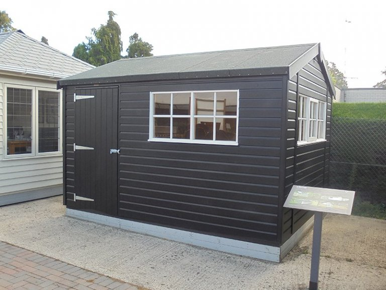 Newbury's 3.0 x 3.6m Superior Shed