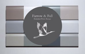 An especially selected collection of Farrow & Ball colours chosen from their rich & fully opaque paint system