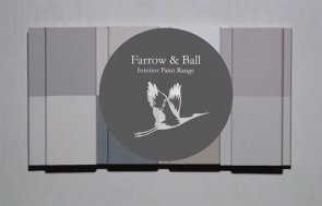 Farrow & Ball Interior Paint including 8 specially selected colours for Crane Garden Buildings