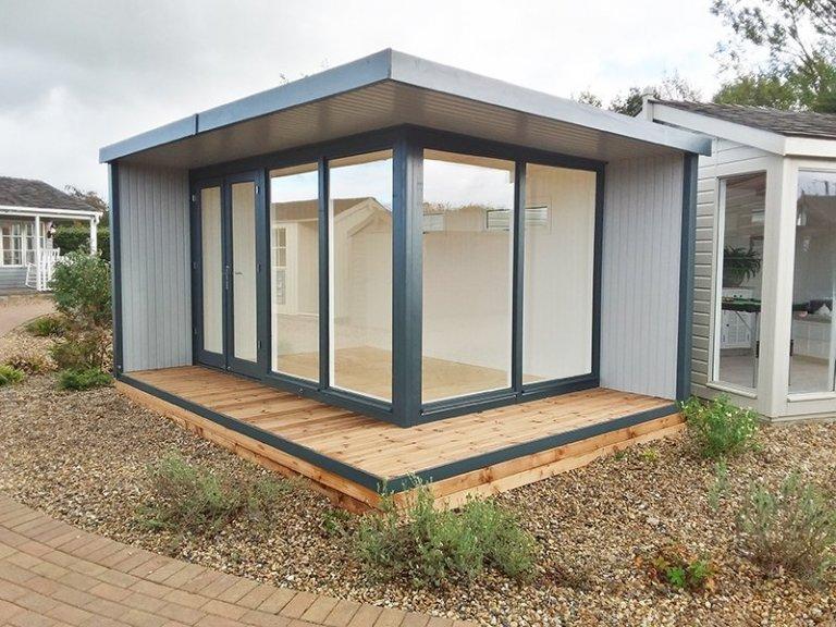 3.2 x 4.4m Holt Studio at Brighton