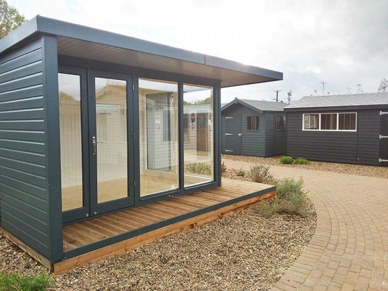Holt Studio at Brighton measuring 3.2 x 4.4m