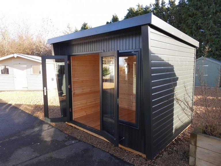 2.4 x 3.0m Classic Office at Burford