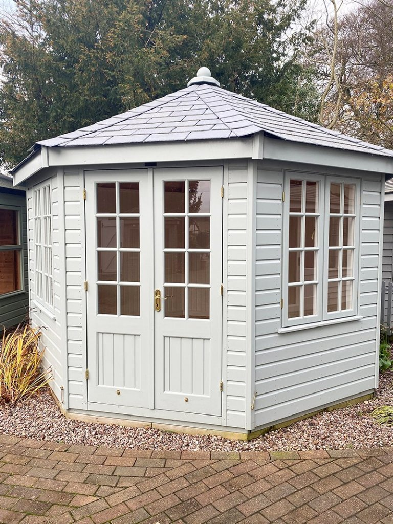 Wiveton Summerhouse - 3.6m x 3.6m (12ft x 12ft)