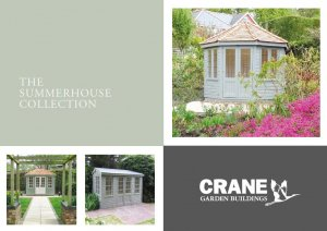 Summerhouse Brochure front cover