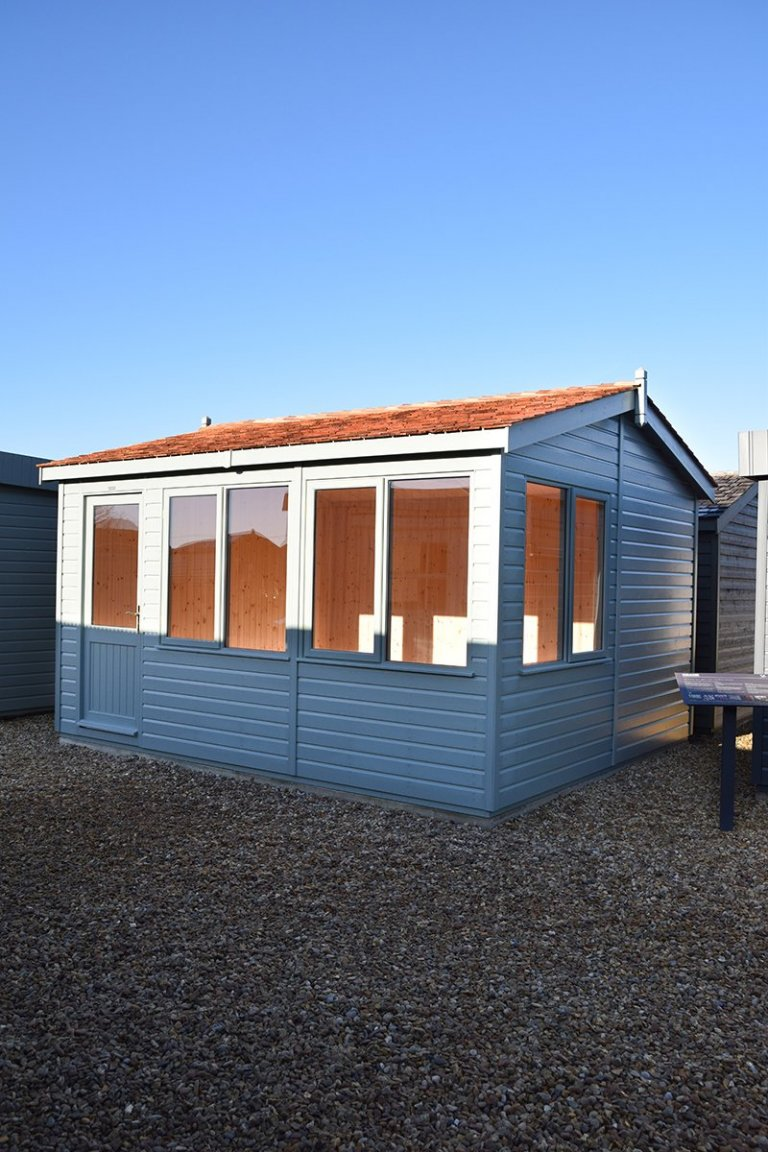 3.6 x 4.2m Langham Studio at Narford