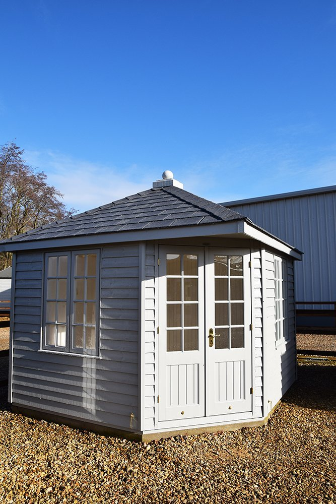 Narford's 3.0 x 3.0m Weybourne Summerhouse