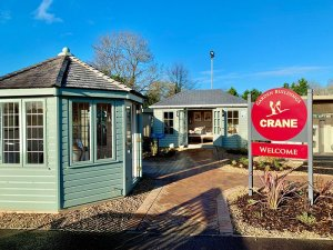 Welcome to Crane at St Albans featuring a Wiveton and Garden Room