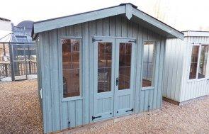 Burford's 3.0 x 2.4m Ickworth Summerhouse Walkthrough