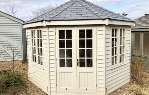 Cranleigh's 3.6 x 3.6m Wiveton Summerhouse Walkthrough