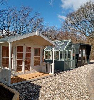 Sevenoaks, Kent show site in the sun