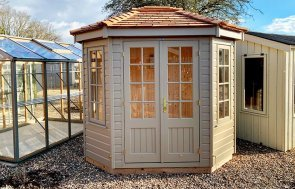 St Albans' 1.8 x 2.5m Wiveton Summerhouse Walkthrough