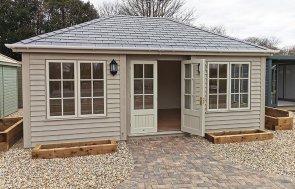 Sevenoaks' 4.2 x 6.0m Garden Room Walkthrough