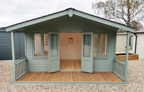 Sevenoaks' 4.2 x 4.2m Morston Summerhouse Walkthrough