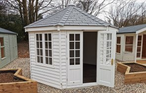 Sevenoaks' 3.6 x 3.6m Wiveton Summerhouse Walkthrough