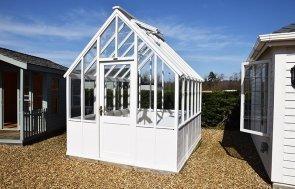 2.4 x 3.0m Greenhouse Walkthrough