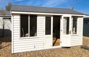 Cranleigh's 3.0 x 4.2m Holkham Summerhouse Walkthrough