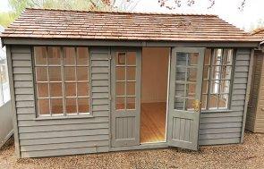 Tunbridge's 3.0 x 4.2m Holkham Summerhouse Walkthrough