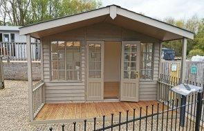 Tunbridge's 3.6 x 4.8m Morston Summerhouse Walkthrough