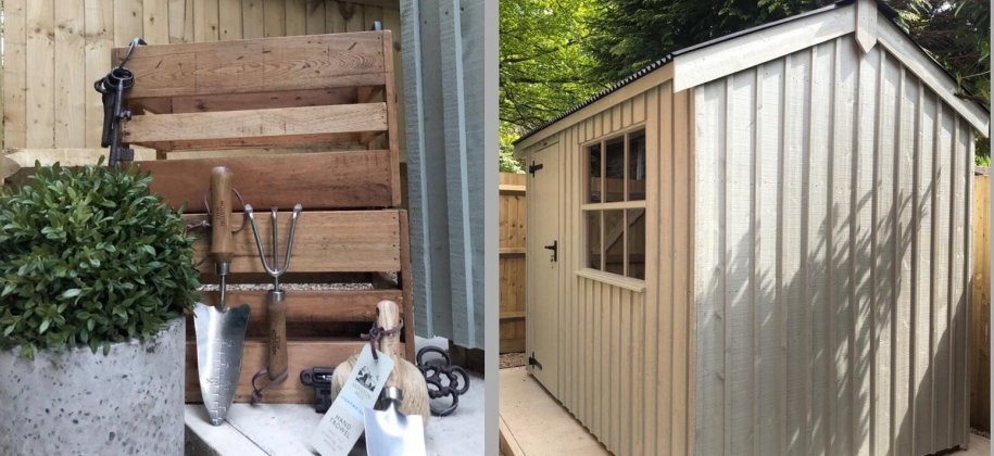 Cleaning Storage Shed customer stories