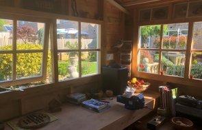 Garden Workshop Interior Customer Stories