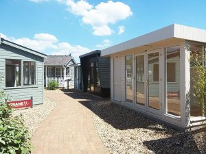 Salthouse Studio and Classic Office at our Brighton Show Centre