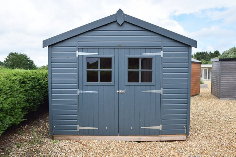 Superior Shed - 3.0m x 6.0m (10ft x 20ft)