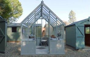 Sunningdale's 2.4 x 3.0m Greenhouse Walkthrough