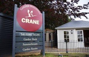 Welcome to Crane at Tunbridge Wells
