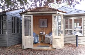 Tunbridge's 1.8 x 2.5m Wiveton Summerhouse Walkthrough