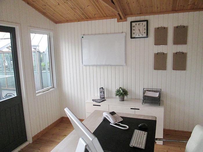 Binham Studio - 3.6m x 3.0m (12ft x 10ft)