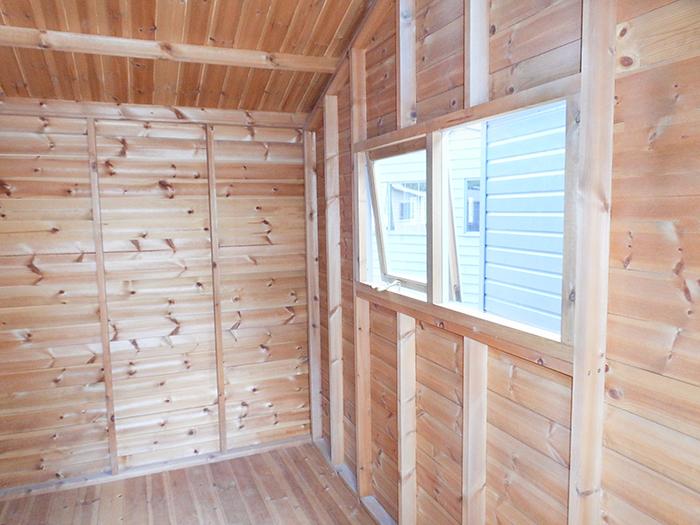 Blakeney Summerhouse - 3.0m x 4.2m (10ft x 14ft)