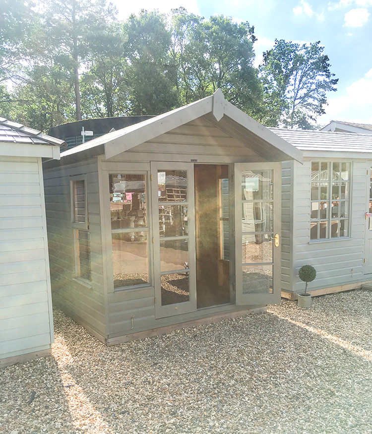 Blakeney Summerhouse - 2.4m x 2.4m (8ft x 8ft)