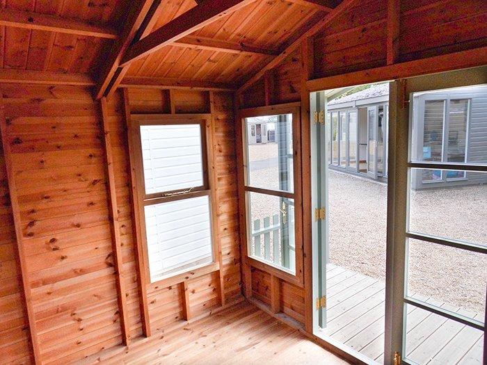 Morston Summerhouse - 3.0m x 3.6m (10ft x 12ft)