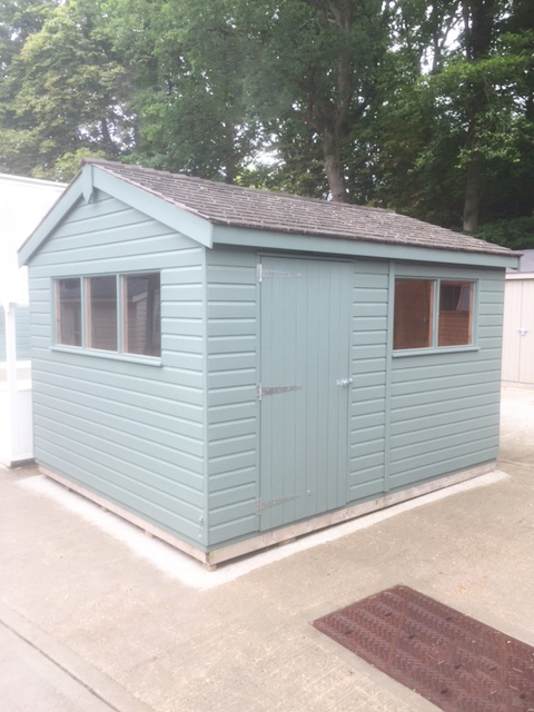 Superior Shed - 3.0m x 3.6m (10ft x 12ft)