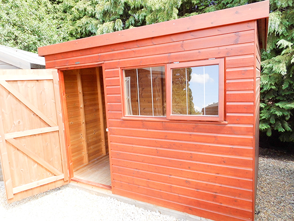Superior Shed - 1.8m x 3.0m (6ft x 10ft)