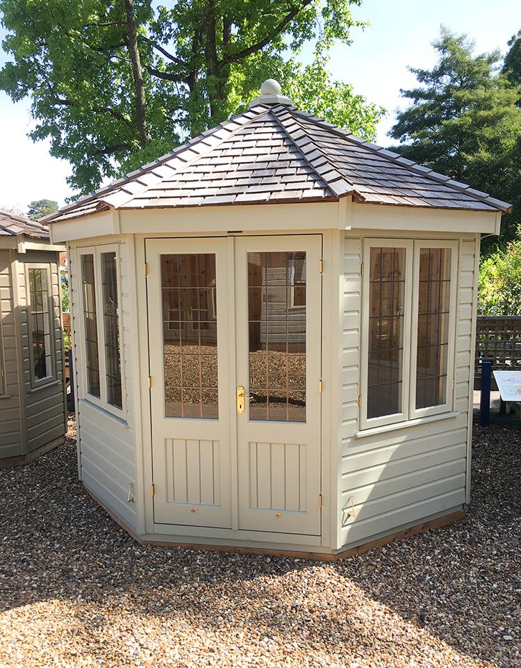 Wiveton Summerhouse - 3.0m x 3.0m (10ft x 10ft)